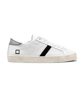 D.A.T.E. - Scarpe - Sneakers - hill low half pong white