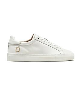 D.A.T.E. - Scarpe - Sneakers - newman calf white