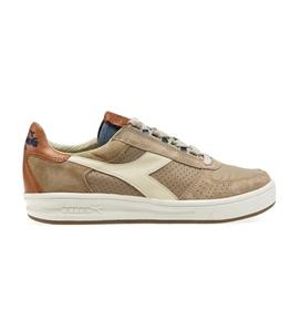 Diadora Heritage - Scarpe - Sneakers - b.elite ita 2 beige taupe/marrone tabacco