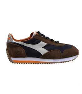 Diadora Heritage - Scarpe - Sneakers - equipe evo camo blu profondo
