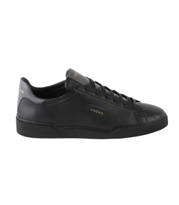 Ghoud - Scarpe - Sneakers - sneaker in pelle martellata black