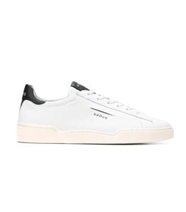 Ghoud - Scarpe - Sneakers - sneaker in pelle liscia white/black