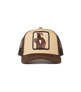Goorin Bros - Cappelli - trucker baseball hat bear