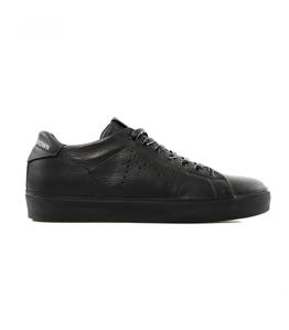Leather Crown - Saldi - sneaker m iconic black