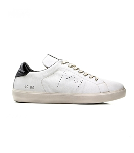 Leather Crown - Scarpe - Sneakers - sneaker m iconic white