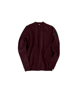 Outhere - Maglie - tech solid knit bordeaux