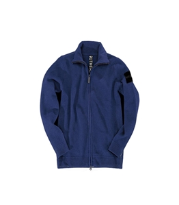 Outhere - Maglie - tech solid full zip knit blu