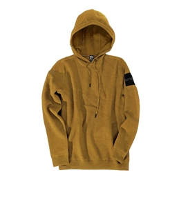 Outhere - Maglie - tech solid knit senape
