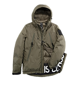 Outhere - Giubbotti - ripstop olive