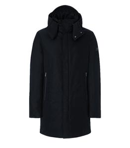 Peuterey - Giubbotti - piaza - giacca tecnica in piuma blu