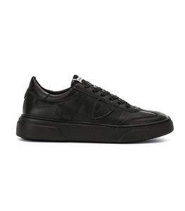 Philippe Model - Scarpe - Sneakers - temple - veau noir noir
