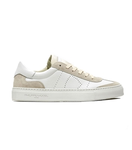 Philippe Model - Scarpe - Sneakers - belleville - veau blanc