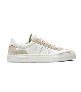 Philippe Model - Scarpe - Sneakers - belleville - veau blanc