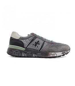 Premiata - Scarpe - Sneakers - lander 3245 grey/black