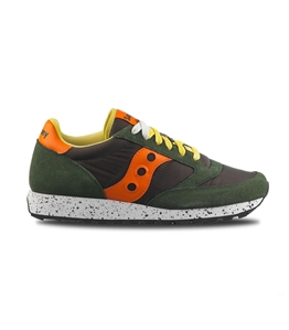 Saucony - Scarpe - Sneakers - sneakers jazz o' green/orange