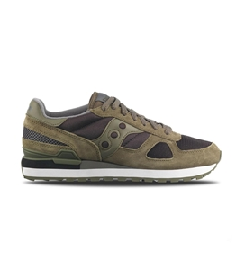 Saucony - Scarpe - Sneakers - sneakers shadow o' olive/black