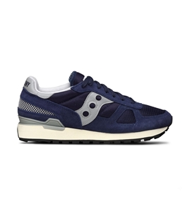 Saucony - Saldi - sneakers shadow o' vintage navy/white