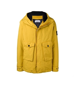 Stone Island - Giubbotti - david-tc with primaloft insulation technology senape