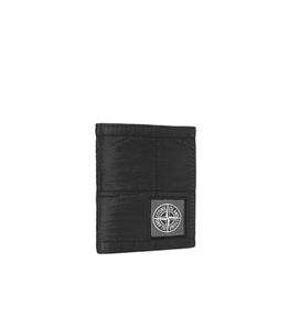 Stone Island - Portafogli - portafoglio nylon metal nero