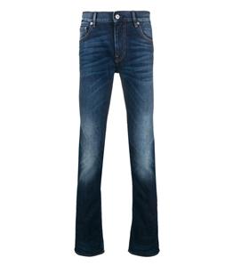 Stone Island - Jeans - denim cinque tasche real