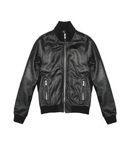 The Jack Leathers - Saldi - derek leather jacket nero