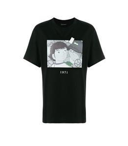 Throwback - T-Shirt - t-shirt stampa holly& benji