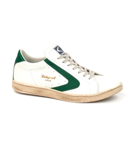 Valsport - Scarpe - Sneakers - tournament nappa white/green
