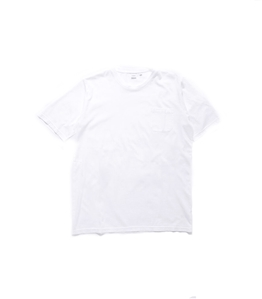 Aspesi - T-Shirt - t-shirt con taschino bianco ottico