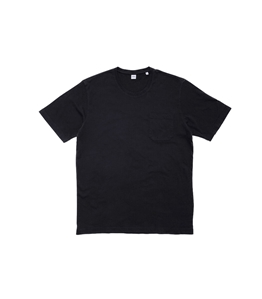 Aspesi - T-Shirt - t-shirt con taschino nera