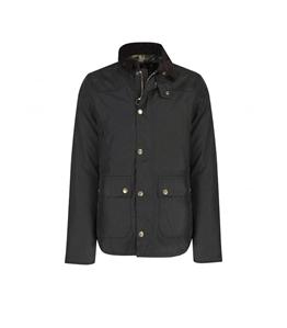 Barbour - Giubbotti - wax reelin jacket sage green