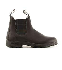 Blundstone - Scarpe - Sneakers - 1614 el side boot black tartan el