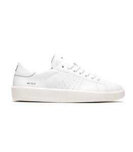 D.A.T.E. - Scarpe - Sneakers - ace calf white