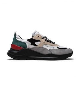 D.A.T.E. - Scarpe - Sneakers - fuga megatron gray