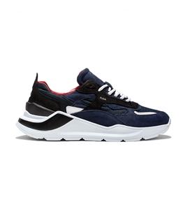 D.A.T.E. - Scarpe - Sneakers - fuga ristop blue