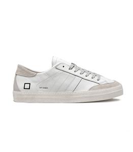 D.A.T.E. - Scarpe - Sneakers - vamp embossed white