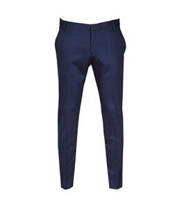 Entre Amis - Pantaloni - pantalone entre amis blu