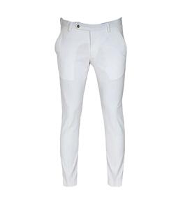 Entre Amis - Pantaloni - pantalone entre amis panna