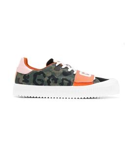 GCDS - Scarpe - Sneakers - logo sneakers camo