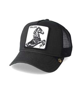 Goorin Bros - Cappelli - cappellino trucker stallion black