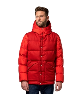 Holubar - Giubbotti - piumino deep powder lb30 bright red