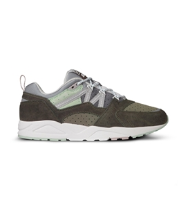 Karhu - Scarpe - Sneakers - sneaker fusion 2.0 forest green/acqua gray