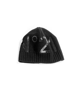 N°21 - Cappelli - berretto con logo black