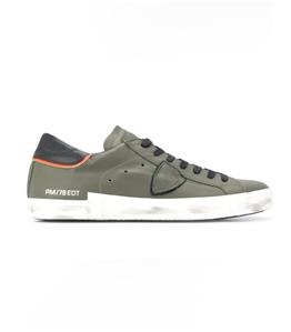 Philippe Model - Scarpe - Sneakers - prsx - militare