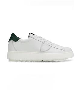Philippe Model - Scarpe - Sneakers - madeleine - blanc vert