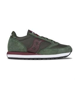 Saucony - Scarpe - Sneakers - sneakers jazz o' green/burgundy