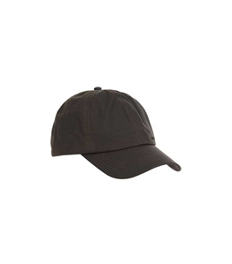 Barbour - Cappelli - cappello sportivo wax olive