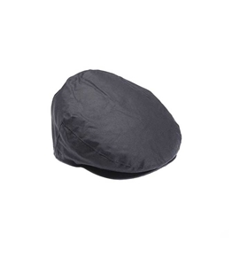 Barbour - Cappelli - cappello cheviot wax blu