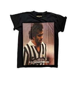 Bastille - T-Shirt - t-shirt icon michel nera