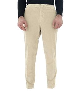 Be Able - Pantaloni - pantalone velluto a coste bianco