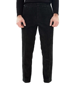 Be Able - Pantaloni - pantalone velluto a coste nero